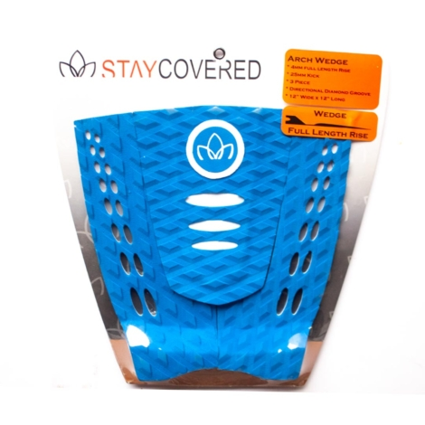 STAY COVERED TAIL PAD THREE PIECE WEDGE CONCEPT ARCH